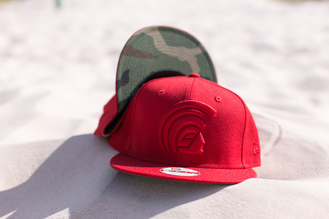 Fitted Hawaii drops new HNRS New Era snapback