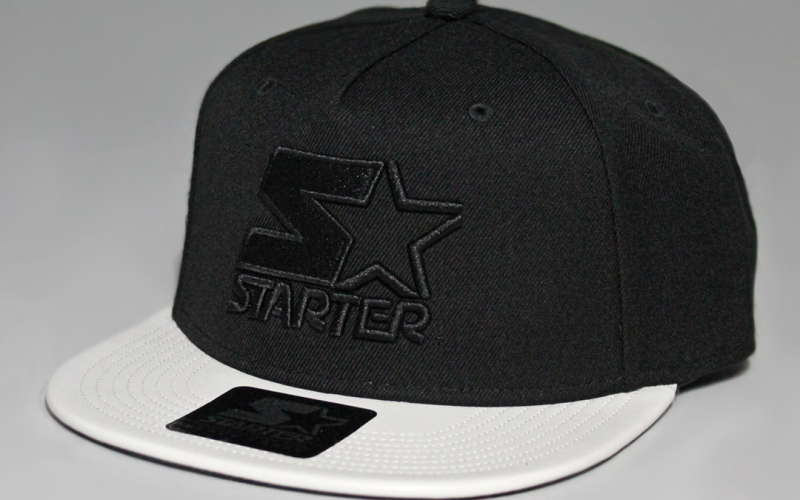 "Starter Black Label releases ""Icon Flash"" snapback"